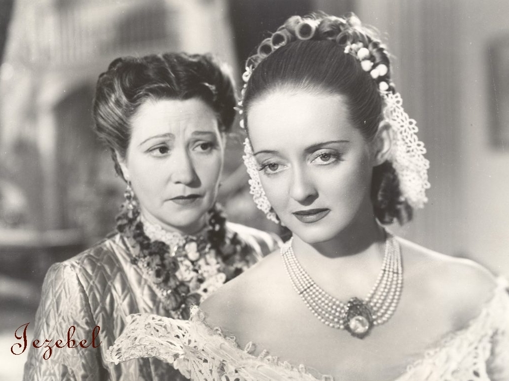 "Fay Bainter and Bette Davis ""Julie, but you cain't fight marriage!"""