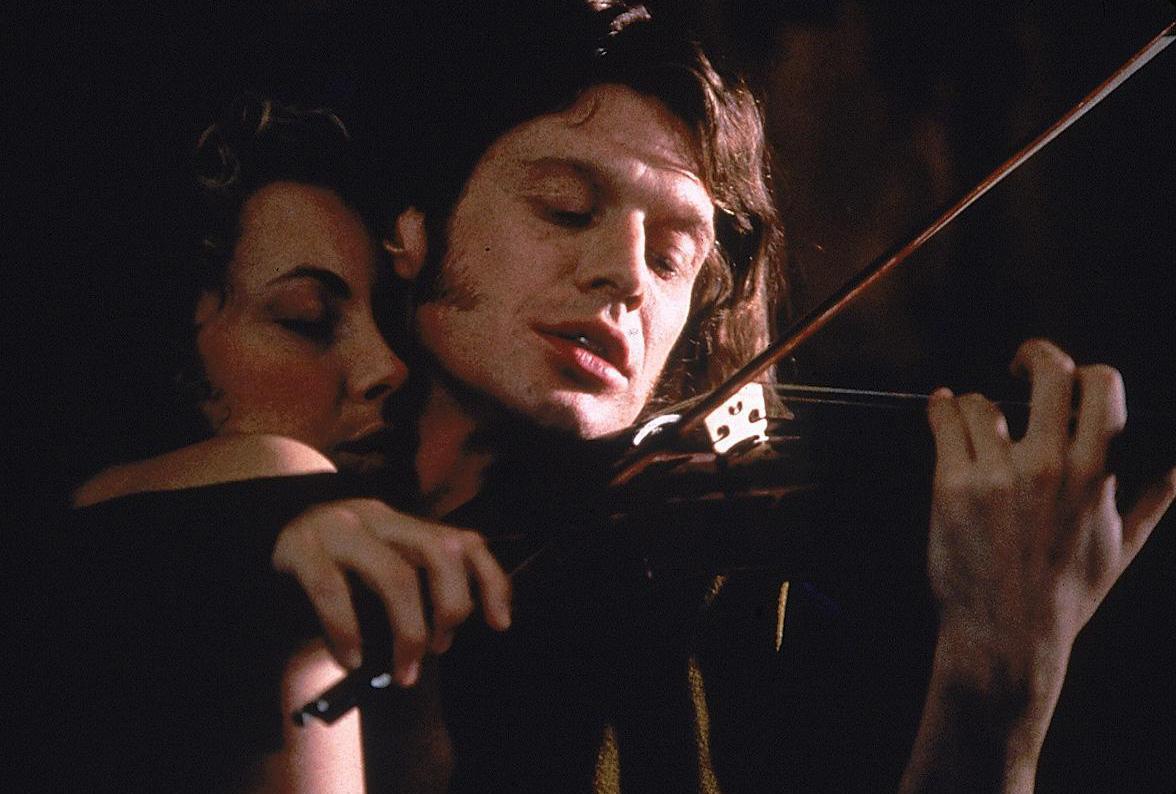 Greta Scacchi, Jason Flemyng:  Fiddledeedee.