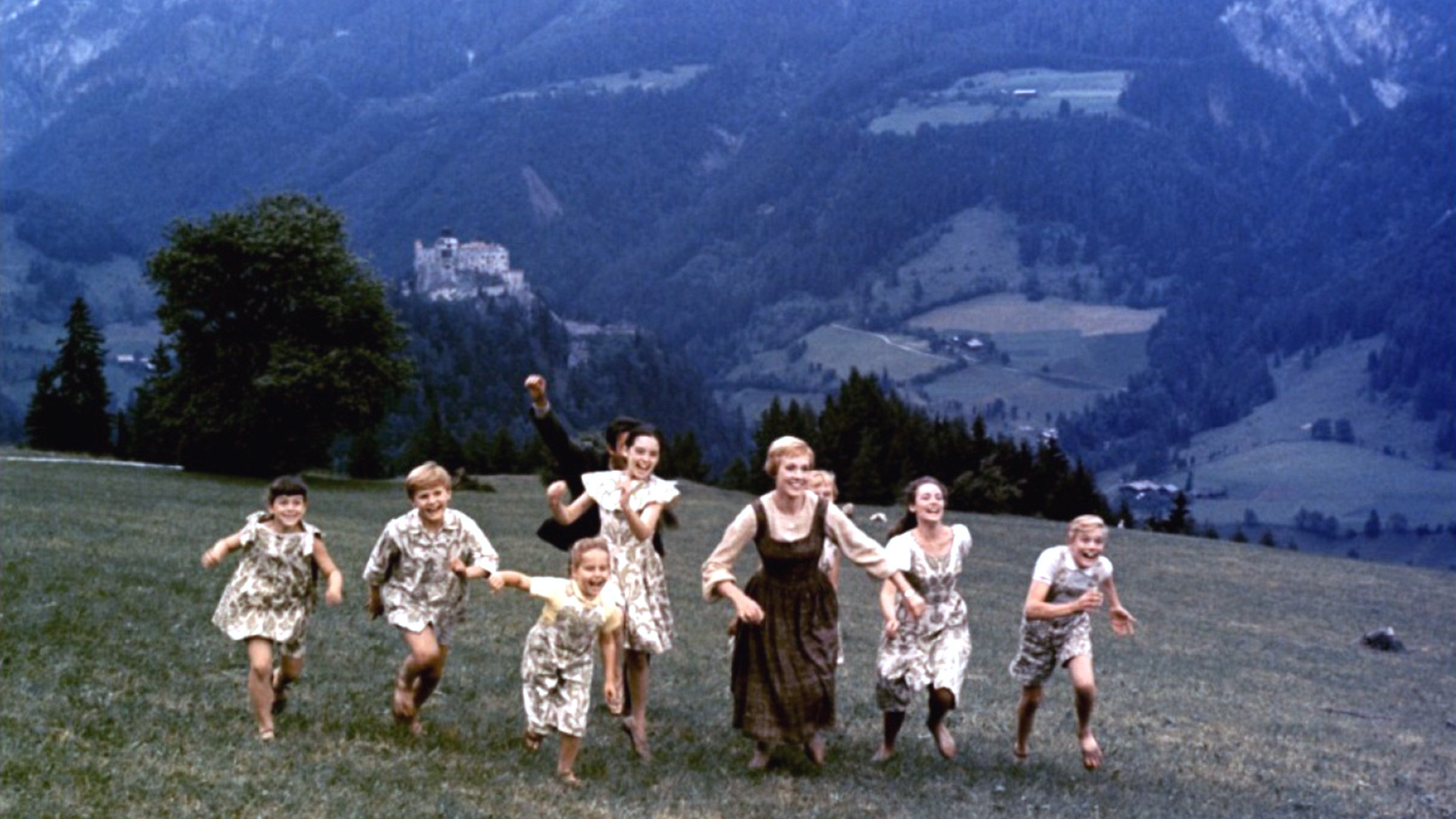 Julie Andrews and the scourge of the Alps: There's never a Nazi when you need one.