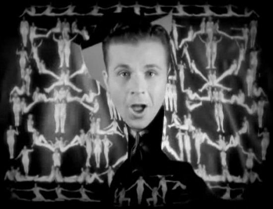 . . . & here comes Dick Powell.