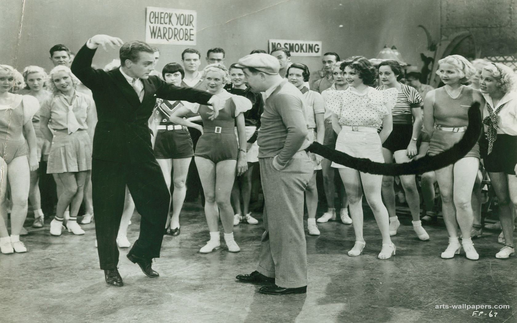 'Footlight Parade':  'This is a prosperity number!'