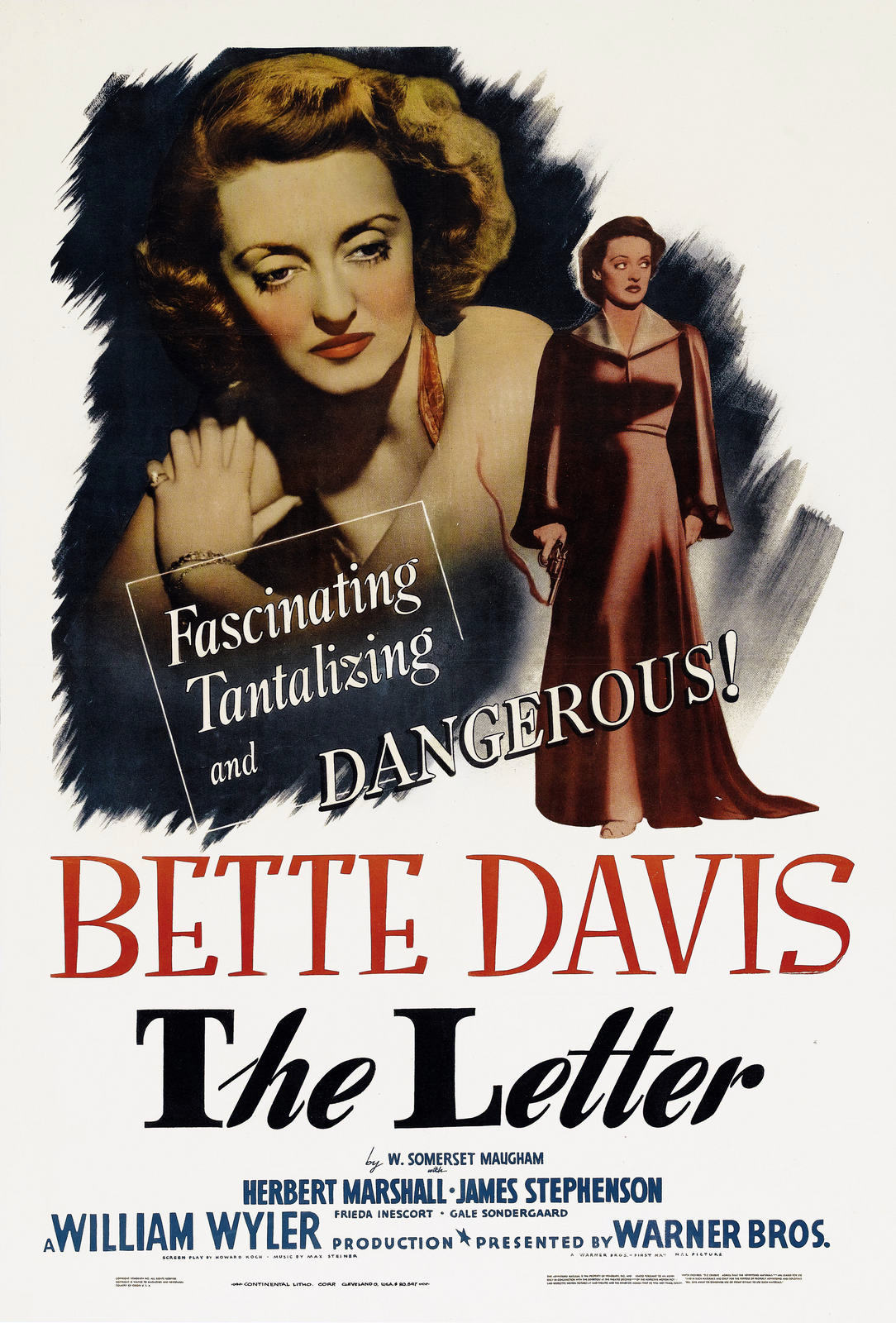 The Letter:  Original Poster
