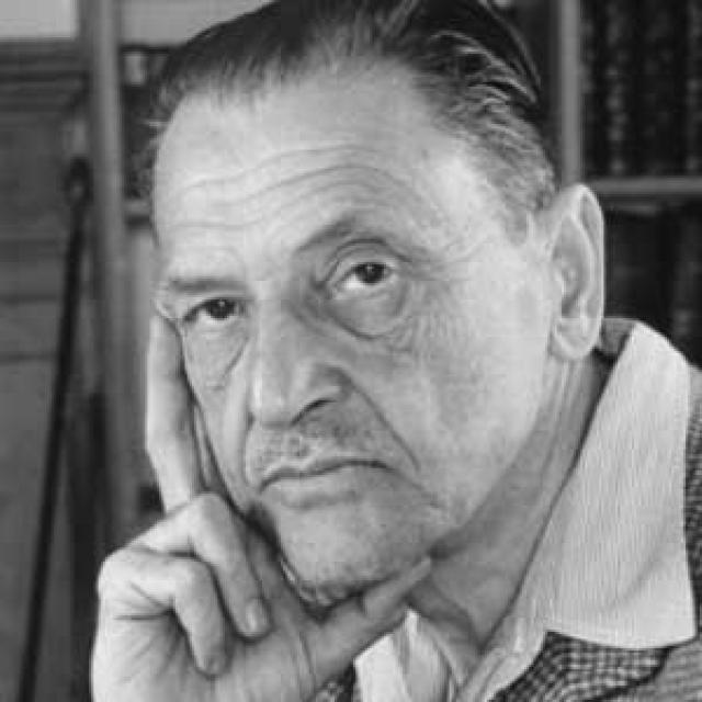William Somerset Maugham:  The old sybarite