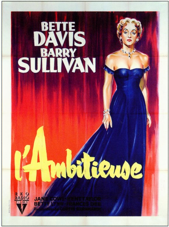 Poster for French release. A much better title, which unfortunately doesn't translate into English well.