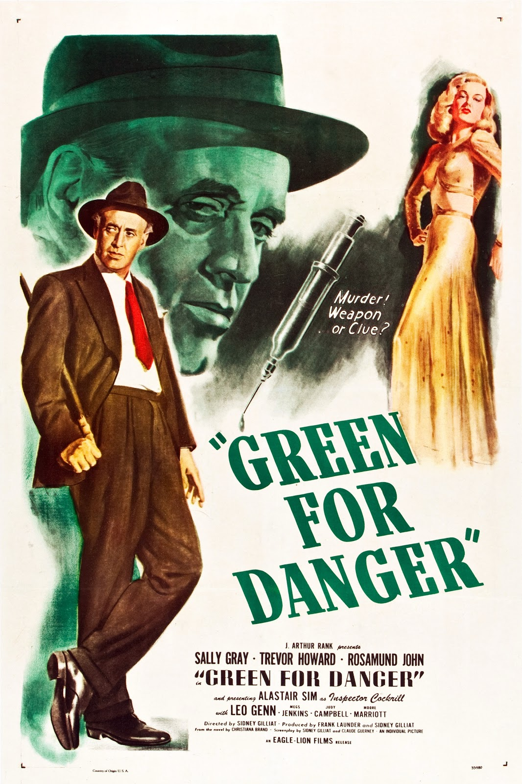 Poster for American Release.