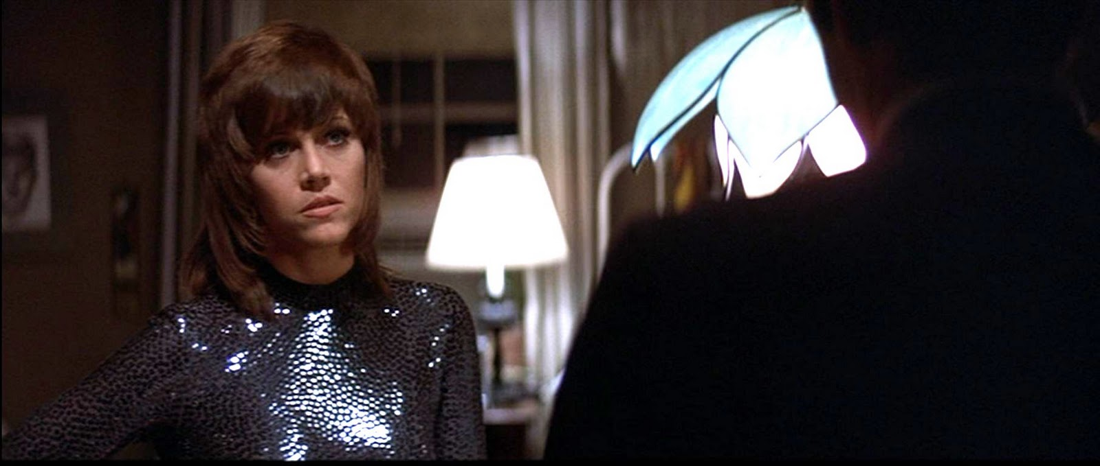 Ho' hum: Jane Fonda as Bree Daniels, the Haughty Hooker.