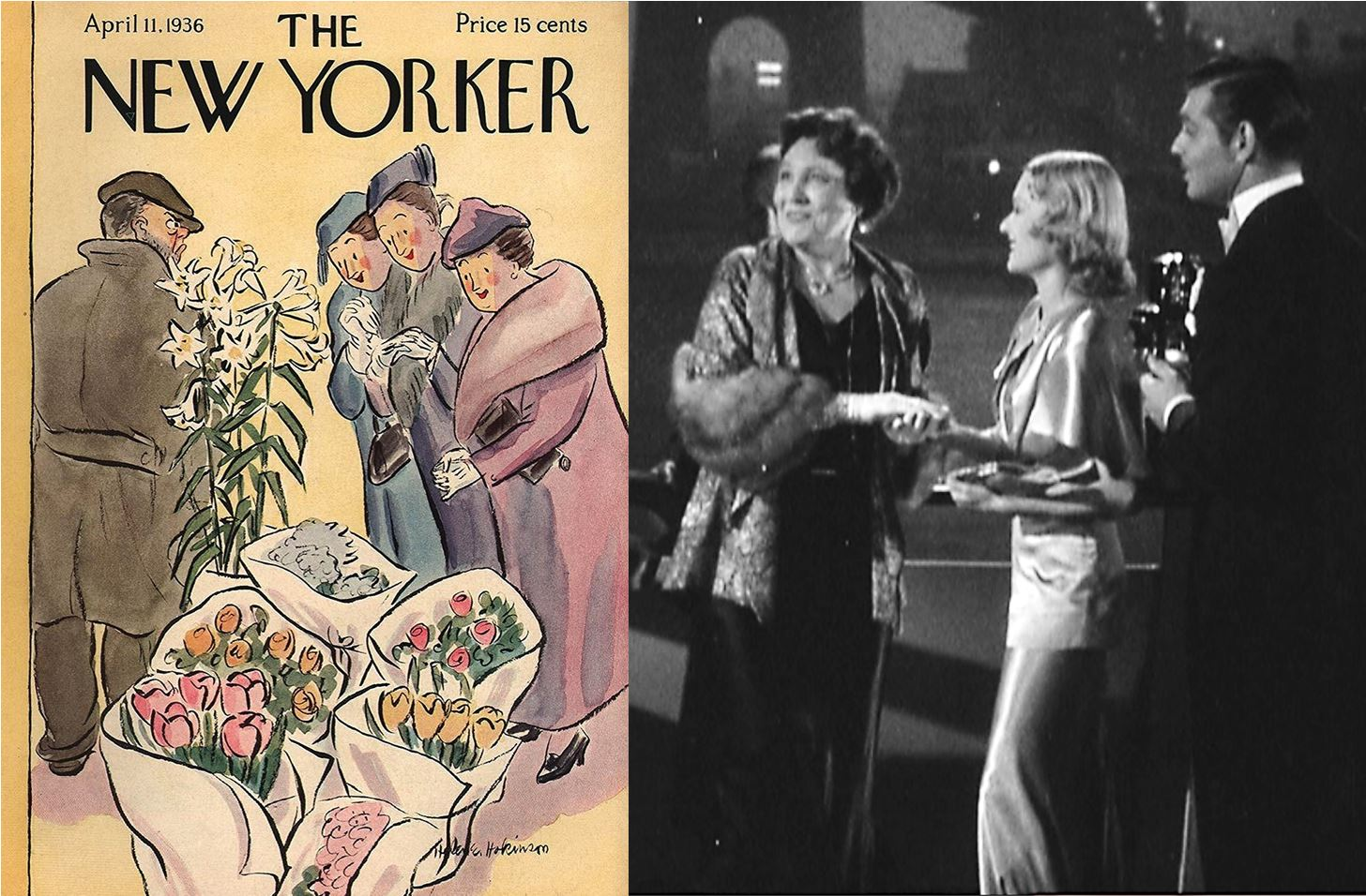 Separated at Birth? Helen Hokinson Clubwomen, Margaret Dumont