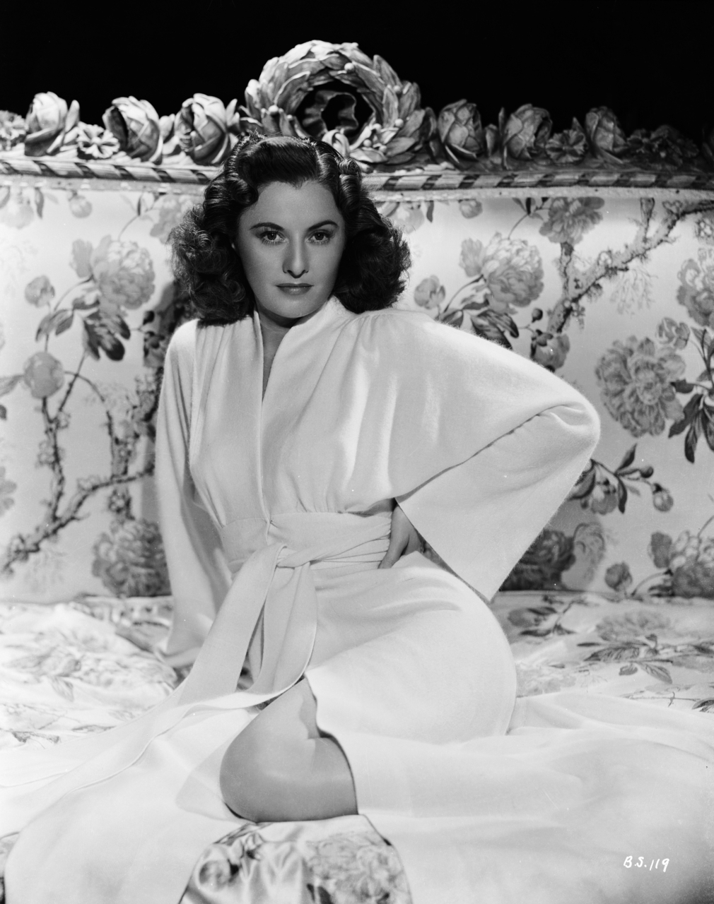 Barbara Stanwyck: Apple pie and no drawers